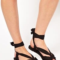 ASOS FRANCISCO Flat Sandals at asos.com