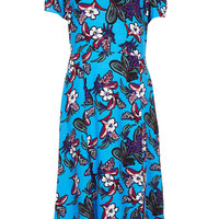 40s Cocktail Midi Teadress - Dresses - Clothing - Topshop USA