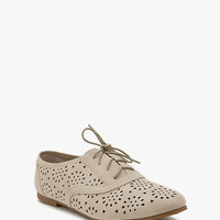 Galen 03 Laser Cut Design PU Oxford