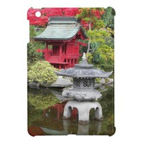 Japanese Garden Ornaments iPad Mini Cases from Zazzle.com