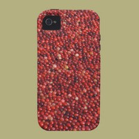 Cranberries iPhone 4/4S Case from Zazzle.com