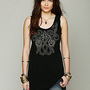 Free People  Faded Glory Tank at Free People Clothing Boutique