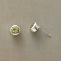 GEMPOST EARRINGS         -                  Stud         -                  Earrings         -                  Jewelry                       | Robert Redford's Sundance Catalog