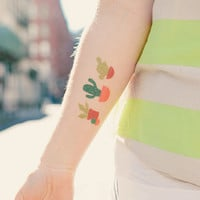Tattly™ Designy Temporary Tattoos — Cacti