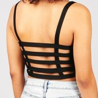 Bar Vibe Crop Top | Trendy Clothes at Pink Ice