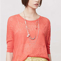 Anthropologie - Pointelle Pullover