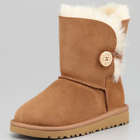 Bailey Button Boot, Chestnut
