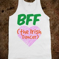 BFF - THE IRISH DANCER TANK