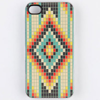 ZERO GRAVITY Santa Fe iPhone 4/4S Case