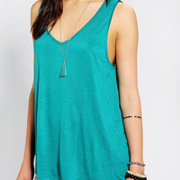 Urban Outfitters - BDG V-Neck Tunic Top