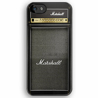 Marshall Vintage Guitar Amp Amplifier apple iphone 5, iphone 4 4s, iPhone 3Gs, iPod Touch 4g case by Pointsalestore .com