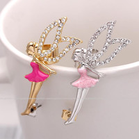 girlsluv.it - TINKER BELL ear cuff earring, 2 colors