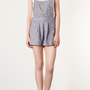 Floral Chambray Playsuit - New In This Week - New In - Topshop
