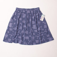 Tigertree - Berkely Skirt Indigo Print