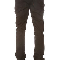 Altamont Pants A. Reynolds Alameda 5 Pocket in Black