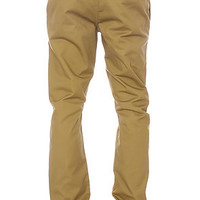 Obey Pants Working Man Khaki