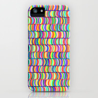 rainbows random iPhone & iPod Case by Federico Faggion