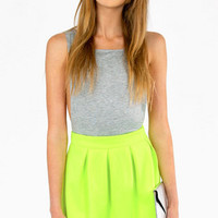 Evelyn Scuba Skirt $23
