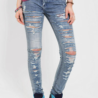 Urban Outfitters - BLANK NYC Destructed Skinny Jean