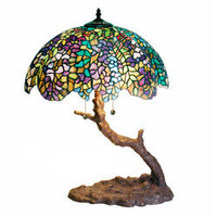 Tiffany-style Tree Lamp | Overstock.com
