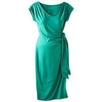 Liz Lange® for Target® Maternity Short-Sleeve Sheath Dress - Green