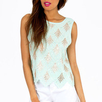 Sequins in Sequence Tank Top $37