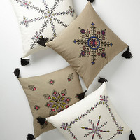 Embroidered Fesi Pillow