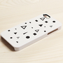 05. iPhone case - Simple Geometric
