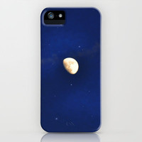 Summer Moon iPhone & iPod Case by Caleb Troy