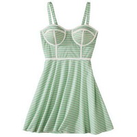 Target : Xhilaration® Juniors Bra Cup Fit and Flare Dress - Assorted Colors : Image Zoom