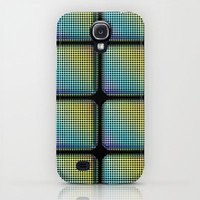 Big Tiles iPhone & iPod Case by Lyle Hatch