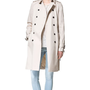 DOUBLE BREASTED RAINCOAT - Coats - Woman - ZARA United States