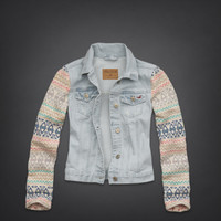 La Piedra Denim Jacket