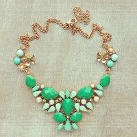 Pree Brulee - English Garden Necklace