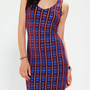 Urban Outfitters - Stussy Confetti Bodycon Pencil Dress