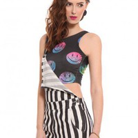 Galactic Daze Crop Top - What's New | GYPSY WARRIOR