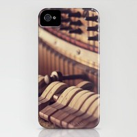 Le Vieux Piano iPhone Case by Isabelle Lafrance Photography | Society6