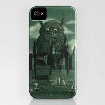 Age of the Giants  iPhone Case by Terry Fan | Society6