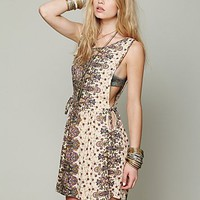 Free People Tallow for Free People Tanzania Tie Dress