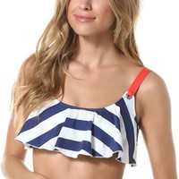 SPLENDID MONROE CROP BIKINI TOP | Swell.com