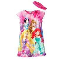 Disney Princess Nightgown - Girls