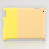 Re-Created Playing Field IX iPad Case by Robert Lee