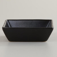 Black Trilogy Square Dishes, Set of 6 | World Market