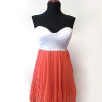 Pleated Coral | SHOPCIVILIZED