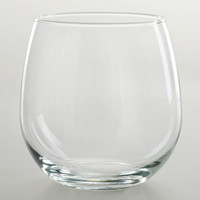 Stemless Red Wine Glassware, Set of 4 | World Market