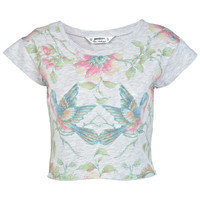 Petites Printed Crop Top - View All - Petites - Miss Selfridge