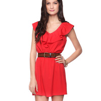 Tiered Dress | FOREVER21 - 2011407895