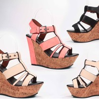 Spring Buckle Wedge