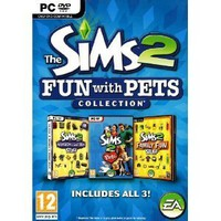 The Sims 2: Fun with Pets Collection:Amazon:Video Games