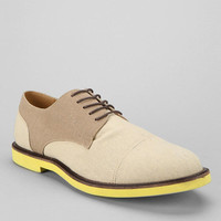 Hawkings McGill Twill Toe-Cap Shoe